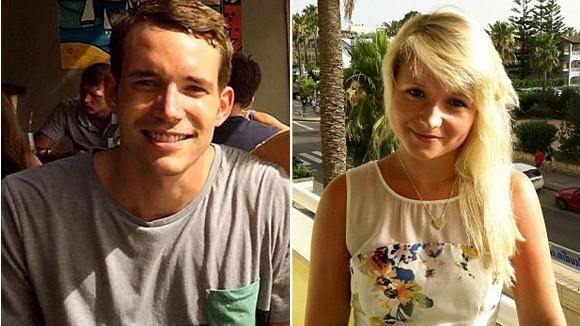 Hai du khách bị sát hại dã man gây chấn động Thái Lan ảnh 1