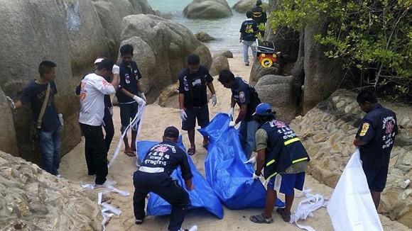 Hai du khách bị sát hại dã man gây chấn động Thái Lan ảnh 2
