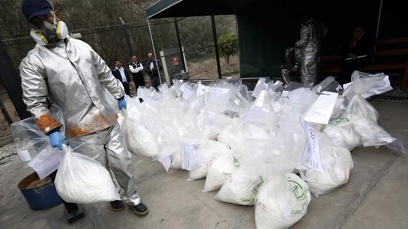 Vụ đánh cắp 52,6 kg ma túy để tuồn ra chợ đen ảnh 1
