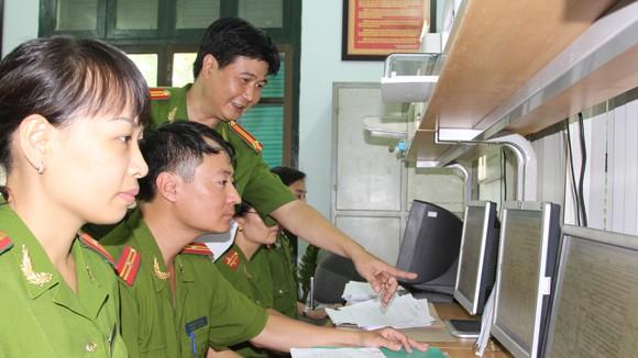 Giúp người Cảnh sát khu vực đẹp lên trong mắt nhân dân ảnh 1