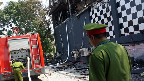 Cháy quán bar Luxury tai họa đã…nhìn thấy trước ảnh 2