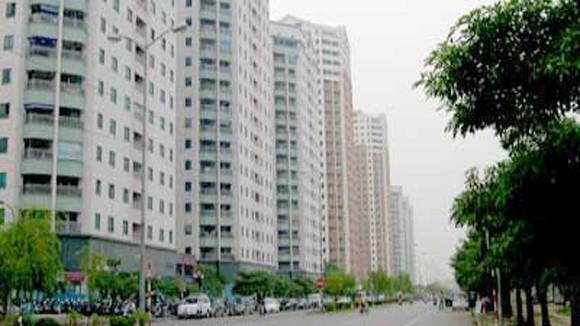 Giá chung cư đang đà giảm và còn giảm ảnh 1