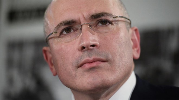 Tỷ phú Mikhail Khodorkovsky công khai tham vọng chính trị ảnh 1