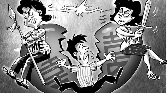 Mẹ chồng - nàng dâu: Những cái kết không có hậu ảnh 1