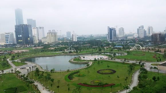Hà Nội hướng tới đô thị xanh ảnh 1