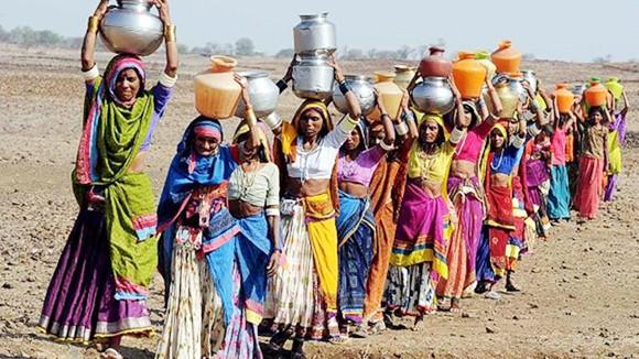 Phụ nữ đi đầu chống biến đổi khí hậu ảnh 1
