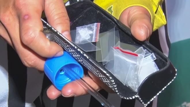 Sử dụng trái phép chất ma túy sẽ bị phạt cảnh cáo hoặc phạt tiền từ 500.000 - 1.000.000 đồng ảnh 1