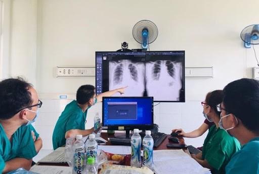 Công nghệ 5G - trợ thủ đắc lực cho các y, bác sĩ trong công tác khám chữa bệnh ảnh 1