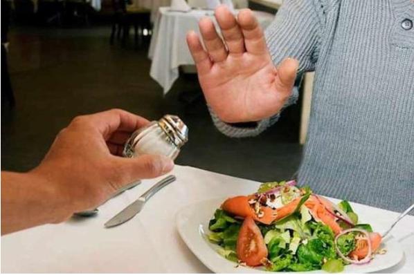 Ăn quá nhạt cũng gây hại cơ thể ảnh 1