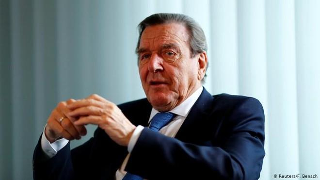 Cựu Thủ tướng Đức được kêu gọi từ bỏ công việc ở Nga ảnh 1