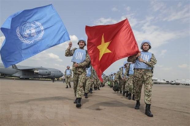 Việt Nam sẵn sàng thúc đẩy hợp tác ASEAN - Liên hợp quốc trong gìn giữ hòa bình ảnh 1