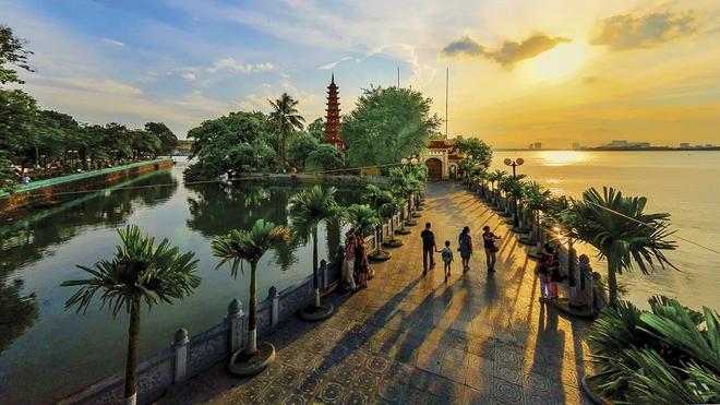 Sứ mệnh lịch sử oanh liệt và rạng rỡ của kinh đô 1010 năm tuổi (10): Hồ Tây và những di sản văn hóa bất tử đất Thăng Long ảnh 1