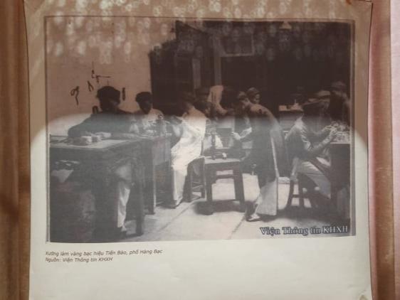 Những mảnh ghép làng nghề, phố nghề Thăng Long - Hà Nội ảnh 3