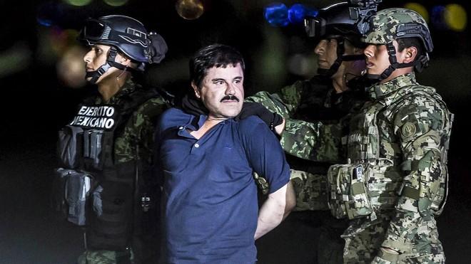 """Khám phá mạng lưới thông tin bí mật của """"ông trùm"""" El Chapo ảnh 1"""