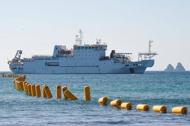 Ý nghĩa của thỏa thuận lập tuyến cáp quang giữa Nhật Bản với Chile ảnh 1