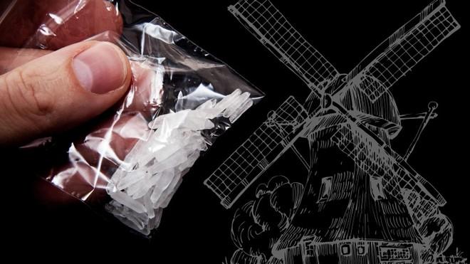 """Hà Lan điều chế ma túy đá nhờ """"đầu bếp"""" Mexico ảnh 1"""