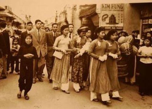 Chuyện cưới hỏi ở Hà Nội xưa và nay ảnh 2