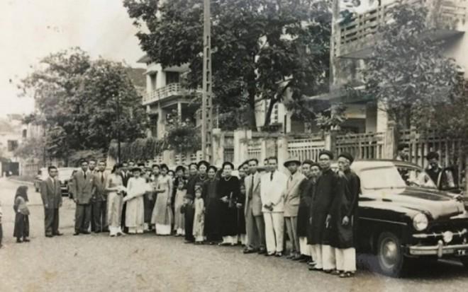 Chuyện cưới hỏi ở Hà Nội xưa và nay ảnh 3