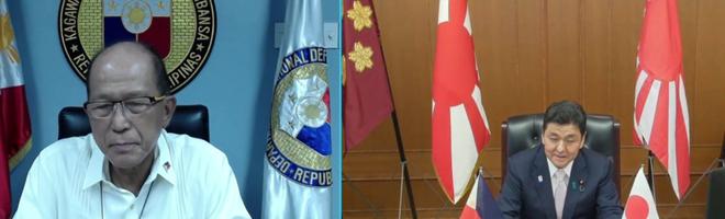 Nhật Bản, Philippines nhấn mạnh tầm quan trọng của tự do hàng hải ở Biển Đông ảnh 1
