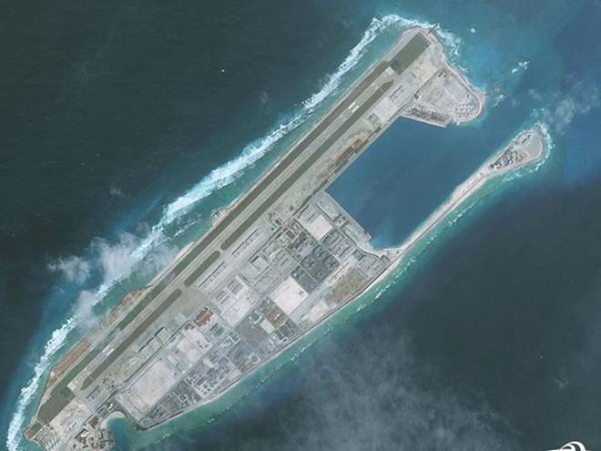 Toan tính thay đổi hiện trạng ở Biển Đông bằng vũ lực ảnh 1