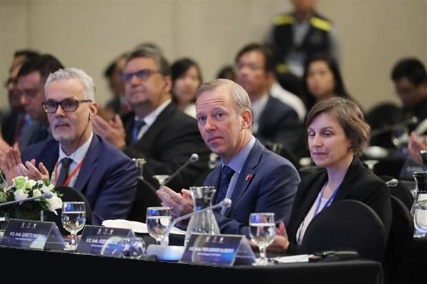 Hội thảo khoa học quốc tế về Biển Đông lần thứ 12: Hướng tới tinh thần thượng tôn pháp luật ở Biển Đông ảnh 2
