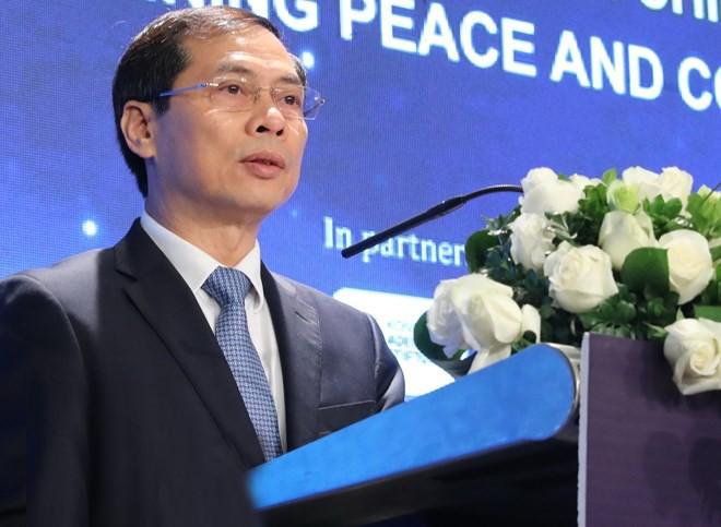 Hội thảo khoa học quốc tế về Biển Đông lần thứ 12: Hướng tới tinh thần thượng tôn pháp luật ở Biển Đông ảnh 1