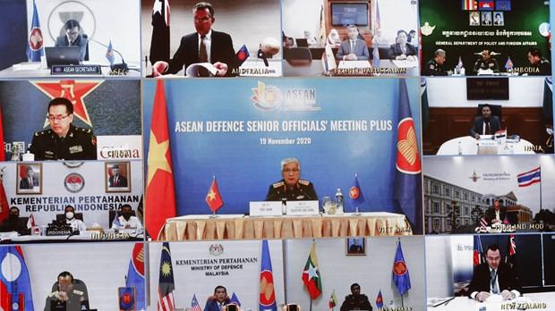 Duy trì sự đoàn kết, uy tín của ASEAN trong hợp tác quốc phòng đa phương ảnh 1