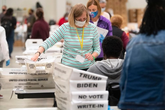 Đằng sau chiến lược đòi kiểm lại phiếu bầu của Tổng thống Donald Trump ảnh 1