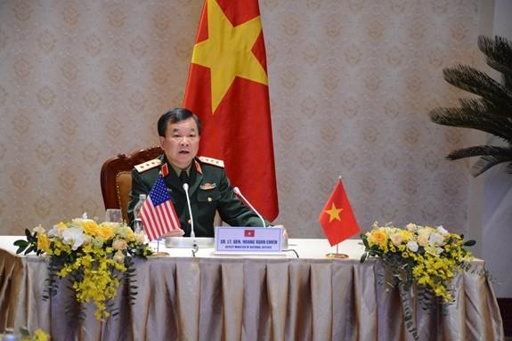Mỹ coi trọng quan hệ Đối tác Toàn diện với Việt Nam, mong muốn Việt Nam ngày càng vững mạnh ảnh 1