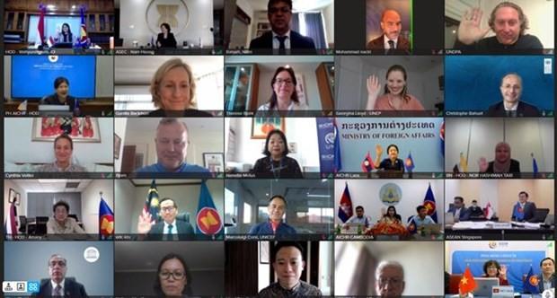 Việt Nam được đánh giá cao trên cương vị Chủ tịch Ủy ban liên Chính phủ ASEAN về Nhân quyền 2020 ảnh 1