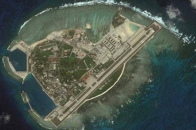 """""""Tranh chấp ở Biển Đông phải được giải quyết bằng biện pháp hòa bình trên cơ sở luật pháp quốc tế"""" ảnh 1"""