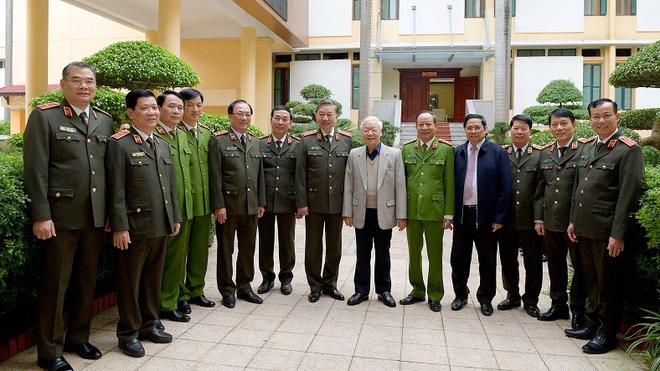 Lực lượng Công an nhân dân hoàn thành xuất sắc nhiều nhiệm vụ ảnh 1