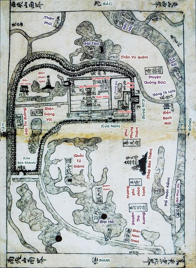 Chuyện về 2 đàn tế Xã Tắc và Nam Giao ở Thăng Long một thuở ảnh 3