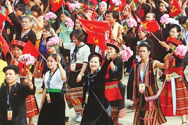 Con người luôn là trung tâm trong tiến trình phát triển ở Việt Nam ảnh 1