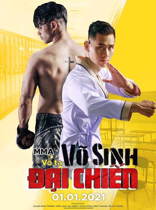 Phim võ thuật học đường đầu tiên của Việt Nam sửa soạn ra rạp ảnh 1