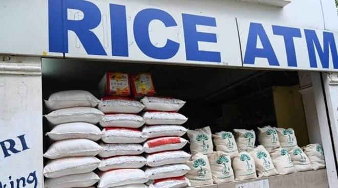"""Ấn Độ triển khai mô hình """"ATM gạo"""" hỗ trợ người nghèo giống Việt Nam ảnh 1"""