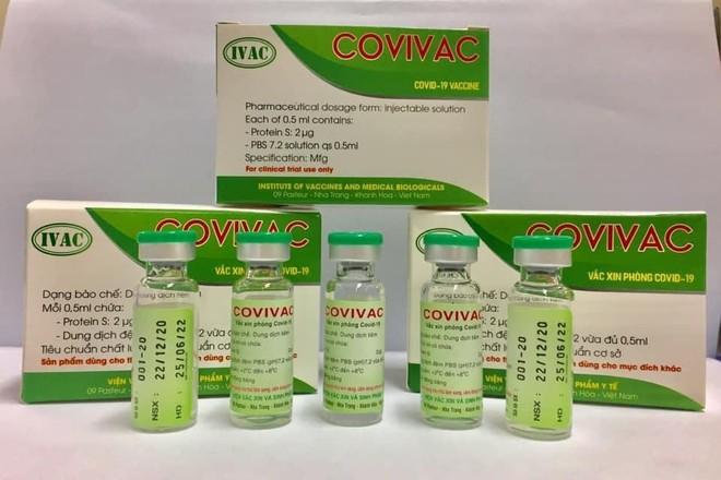 Việt Nam thử nghiệm vaccine Covid-19 mới ảnh 1