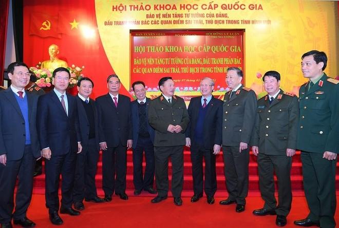 Lực lượng Công an nhân dân trong bảo vệ vai trò và sự lãnh đạo của Đảng ảnh 2