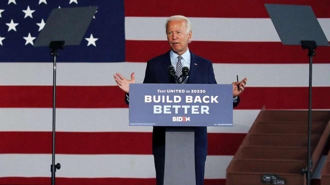 """""""Xướng tên"""" Tổng thống thứ 46 Joe Biden ảnh 1"""