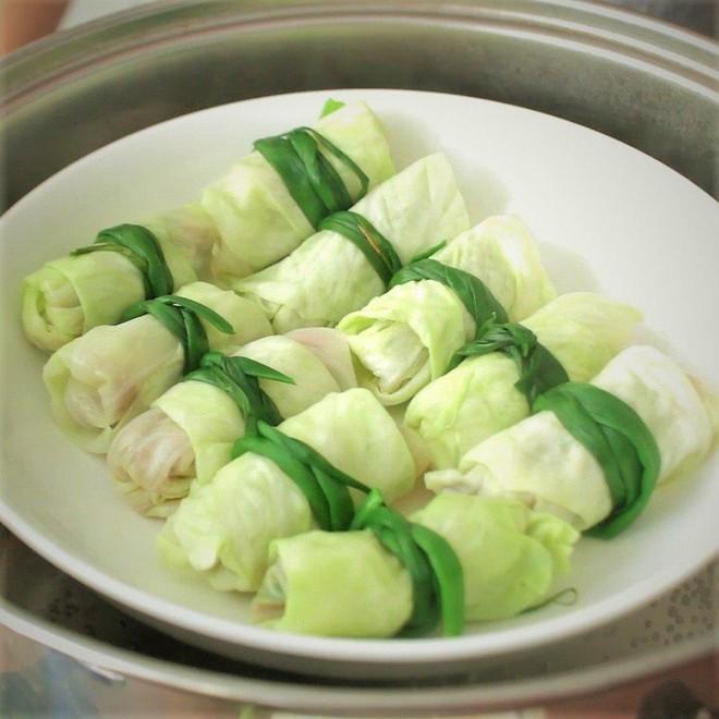Những bữa cơm ngon mùa Đông với rau bắp cải ảnh 1