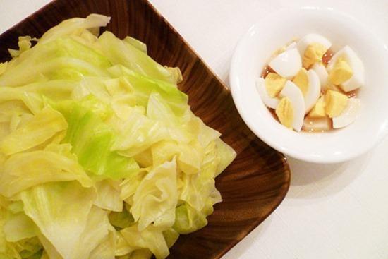 Những bữa cơm ngon mùa Đông với rau bắp cải ảnh 4