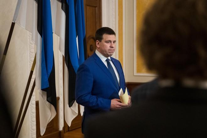 Thủ tướng Estonia từ chức sau vụ bê bối tham nhũng trong đảng cầm quyền ảnh 1