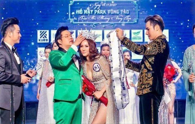 """Ban tổ chức """"Hoa hậu Doanh nhân sắc đẹp Việt"""" bị phạt 90 triệu đồng ảnh 1"""