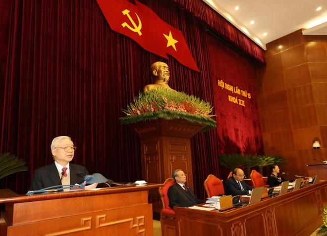 Hội nghị Trung ương 15, khóa XII: Tiếp tục chuẩn bị để tổ chức thành công Đại hội đại biểu toàn quốc lần thứ XIII của Đảng ảnh 1