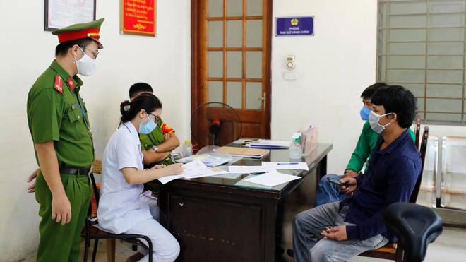 Quy định xử lý vi phạm về phòng chống dịch bệnh ảnh 1