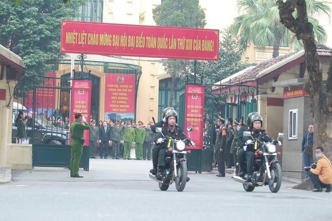 Cảnh sát Cơ động CATP Hà Nội đã bắt giữ gần 1.000 đối tượng trong năm 2020 ảnh 2