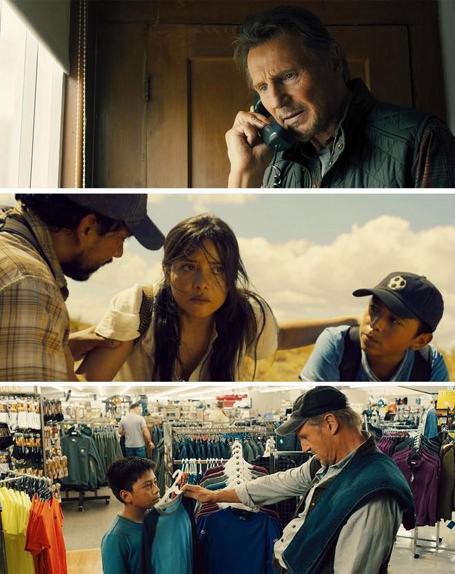 """Xem Liam Neeson trừ gian, diệt bạo trong """"Tay xạ thủ"""" ảnh 1"""