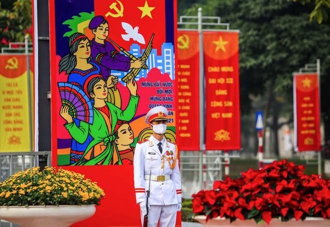Đại hội đại biểu toàn quốc lần thứ XIII của Đảng: Chào đón sự kiện chính trị trọng đại của đất nước ảnh 1