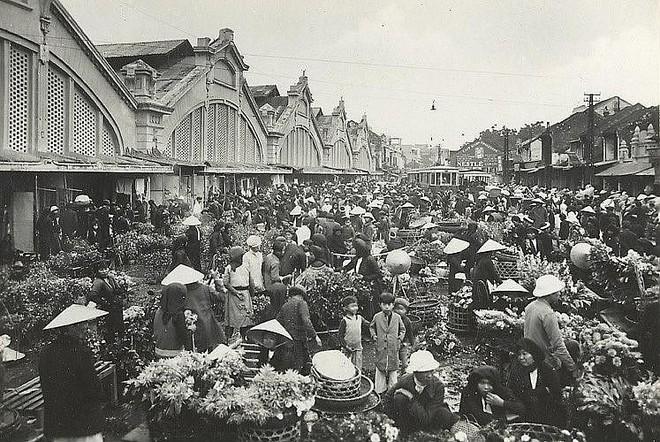 Những chợ Tết chỉ có ở Hà Nội ảnh 2