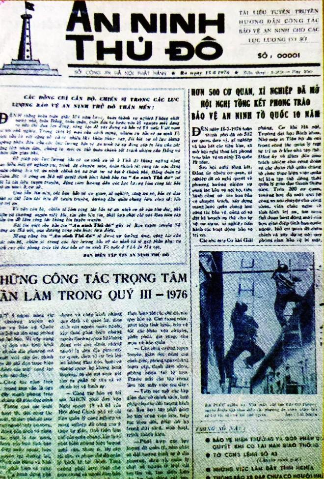 45 năm Báo An ninh Thủ đô cùng đất nước phát triển, bình yên, thịnh vượng: Báo chí với trách nhiệm xã hội ảnh 9